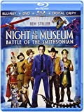 Night at the Museum: Battle of the Smithsonian (Three-Disc Blu-ray/DVD/Digital Copy)