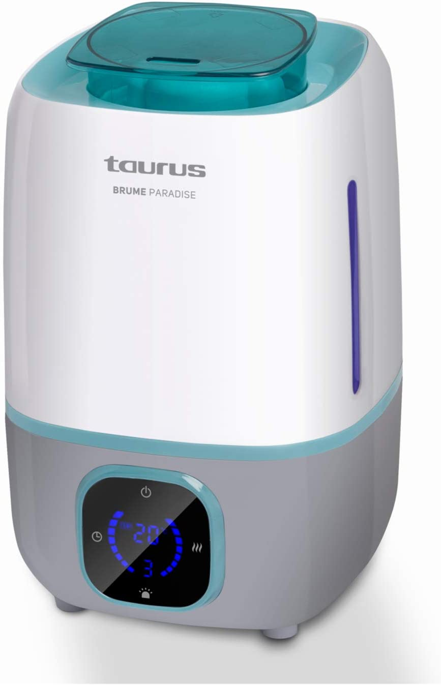Blanco Taurus Brume Paradise Humidificador 25 W Pl/ástico