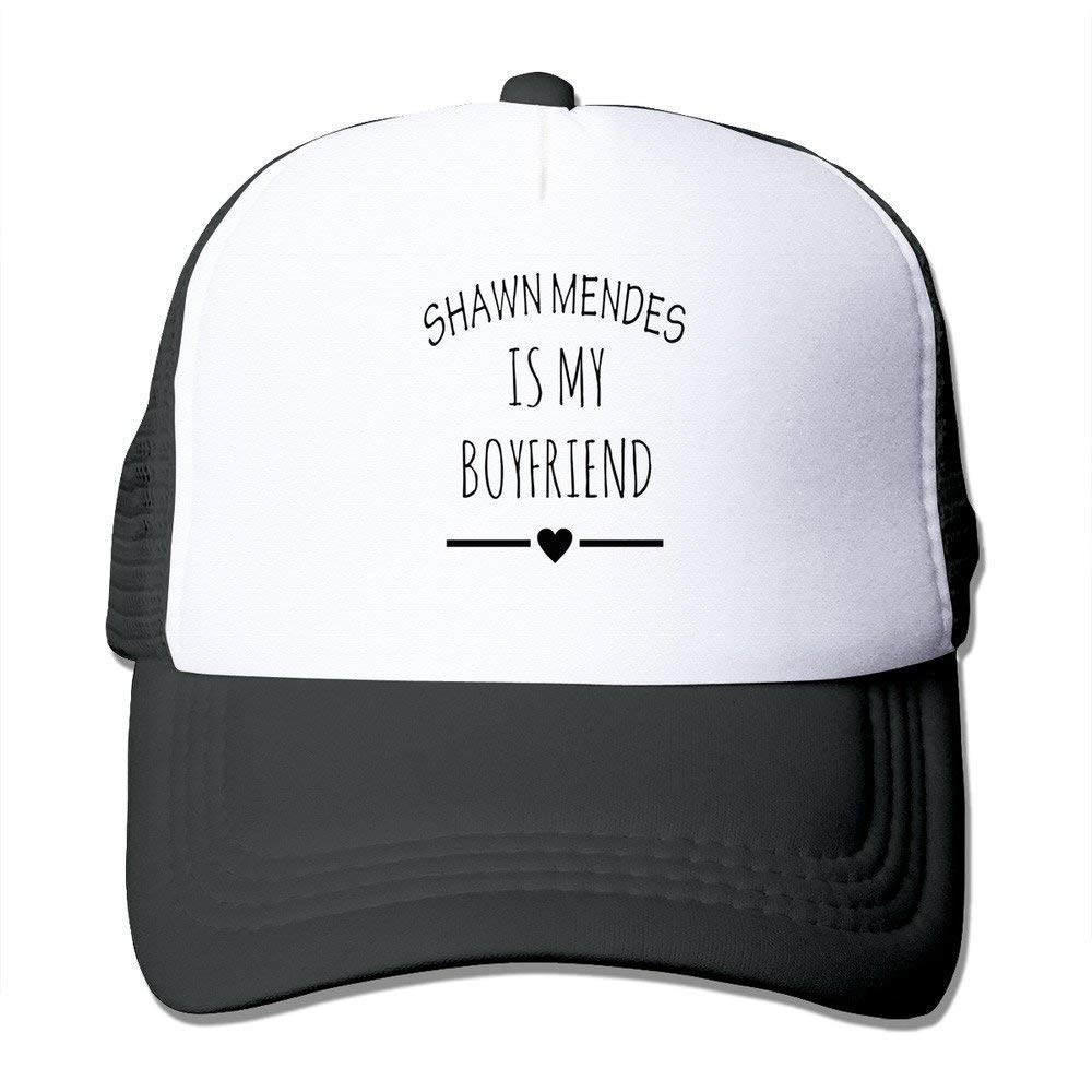 Gorras Planas Informales Shawn Stitches Mendes is My Boyfriend Hip ...
