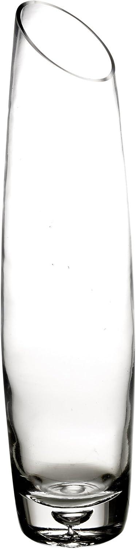 Style 2 URBN Living Vases en verre transparent assorties Verre