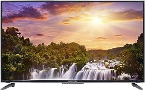 "Sceptre 43"" Class Fhd (1080p) LED TV Memc 120 3X HDMI, Metal Black 2019 (X435BV-FSR), Black"