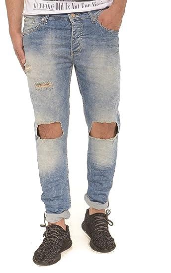 c4b4e2ecc30f15 Red Bridge Men Jeans Skinny Jeans Sanaa  Amazon.co.uk  Clothing