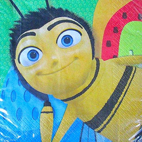 Bee Movie Small Napkins (16ct) ()