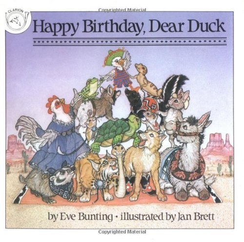 Happy Birthday, Dear Duck Paperback April 23, (Dear Duck)
