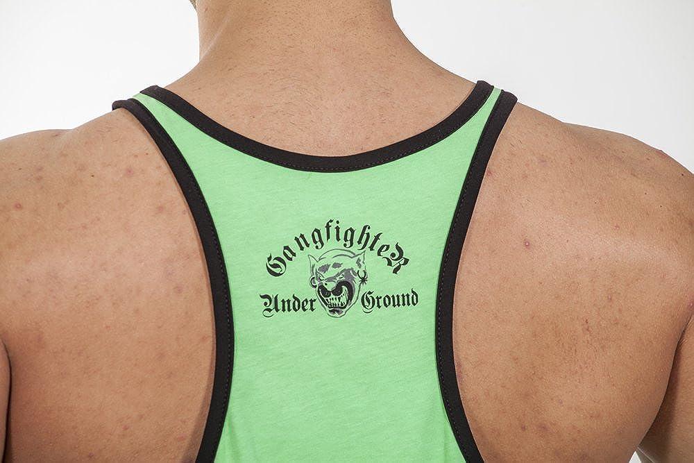 BIG SAM SPORTSWEAR COMPANY Bodybuilding Mens Muscleshirt Tanktop T-Back Tee Tank Stringer 2217