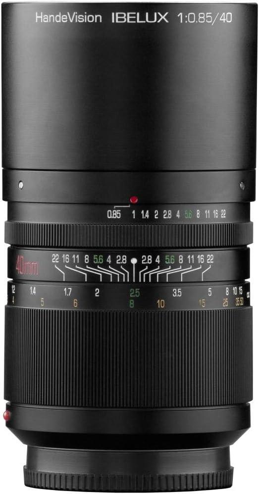 Handevision Ibelux 40mm 1 0 85 Objektiv Für Fuji X Pro Kamera