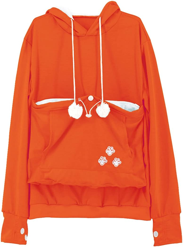 dressfan Sudadera con capucha - para mujer