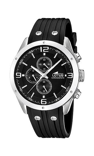 Lotus 15969 4 - Reloj de Pulsera Hombre 138b481a1e3e