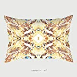 Custom Satin Pillowcase Protector Mosaic Colorful Pattern For Wallpapers Design And Backgrounds 598548752 Pillow Case Covers Decorative
