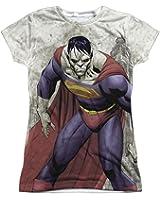 Sublimation: Junior Fit - Bizarro Sub Superman T-Shirt