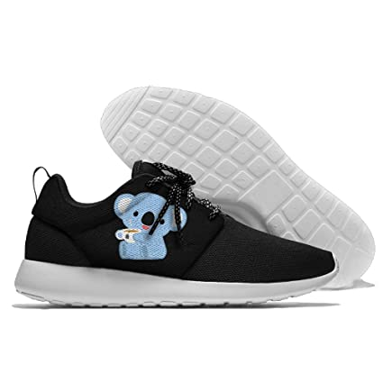 My Puns Are Koala Tea Lightweight Breathable Casual Sports Shoes Fashion Sneakers Shoes