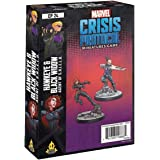 Atomic Mass Games Marvel Crisis Protocol: Hawkeye and Black Widow (CP24en)