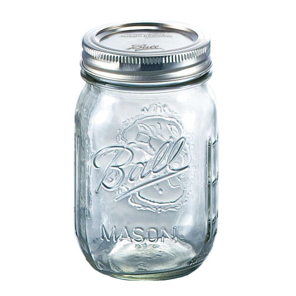 Ball Mason jar オリジナル クリア