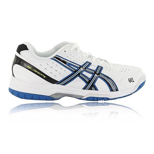 duża zniżka wylot sprzedawca detaliczny Asics Gel-Dedicate 3 Running Shoe Wht/Blk/Royal Bl: Amazon ...