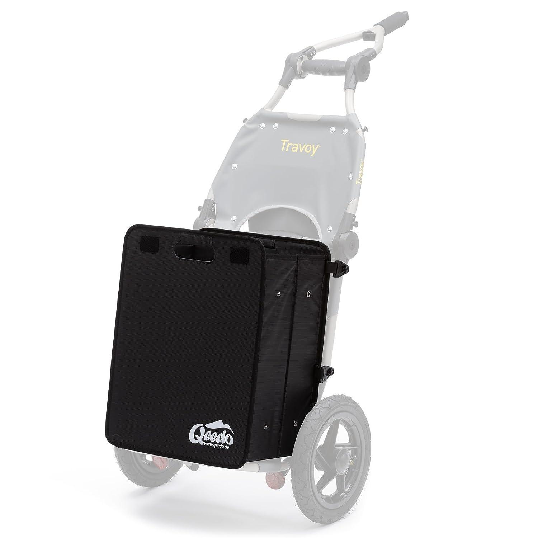 Qeedo Quick Case für Burley Travoy - Lower 45l Faltbox