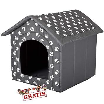 hobbydog budswl4 + Ball gratis para perros Gato Cueva cama para perros Perros Casa Dormir Espacio para perros perro casa Caseta de R1 R6: Amazon.es: ...