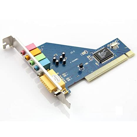 Generic nuevo CMI8738 PCI de 4 CH 3d tarjeta de sonido ...