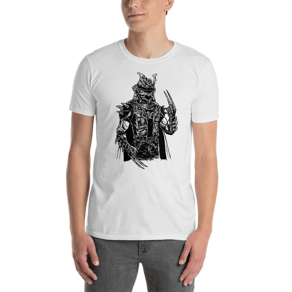 Short-Sleeve Unisex T-Shirt Samurai-Punk
