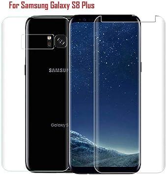 iKNOWTECH - Protector de Pantalla para Samsung Galaxy S8 Plus ...