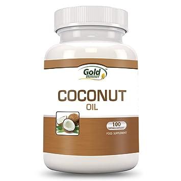 Como tomar las pastillas de aceite de coco para adelgazar