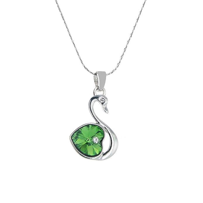 1 opinioni per Crystals from Swarovski • Collana Cigno • Kristall Boutique
