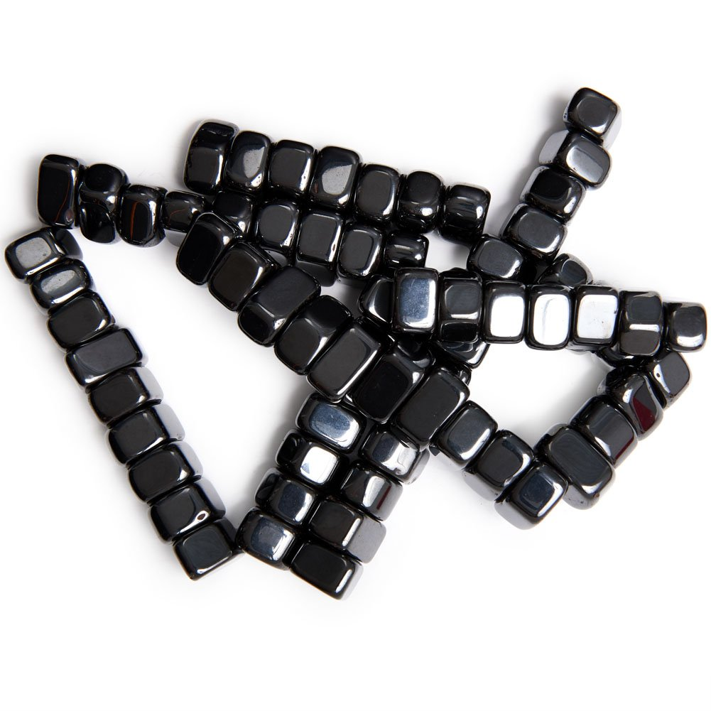 Digging Dolls: 1 lb Small Magnetic Hematite - 23-30 pcs per Pound Average - Great for Arts, Crafts, Party Favors, Refrigerator Magnets and More!