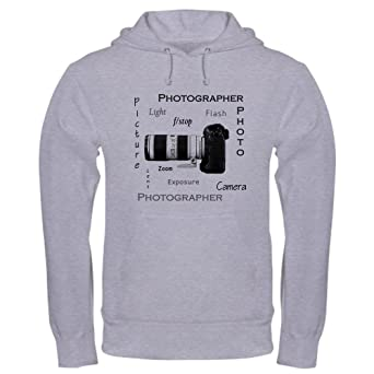 Review CafePress Photographer-Definitions-DSLR.png Hooded Sweatshir