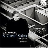Handel: 8 'Great' Suites for Keyboard