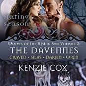 The Davennes: Wolves of the Rising Sun, Volume 2 | Kenzie Cox