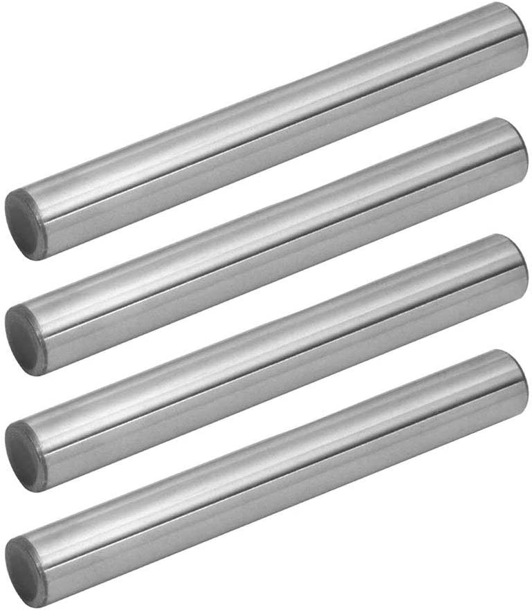 """7//16/"""" x 1 1//2/"""" Dowel Pin Hardened And Ground Alloy Steel Bright Finish"""