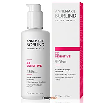 Natural Beauty LL Regeneration Facial Cleansing Milk - 5.07 fl. oz. by Annemarie Borlind (pack of 2) (6 Pack) SALLY HANSEN Colorfast Tint + Moisture Balm In the Pink