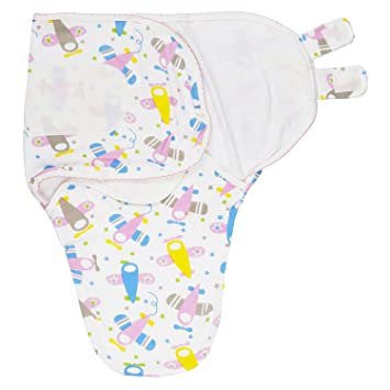 Buy Billy Bum New Born Multipurpose Baby Swaddle Blanket Wrap For