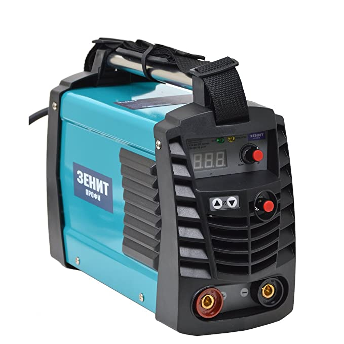 Welding machine inverter ZSI-300 VE Professional welder 300A 220V Plastic case 5kg IGBT display Anti stick Hot start - - Amazon.com
