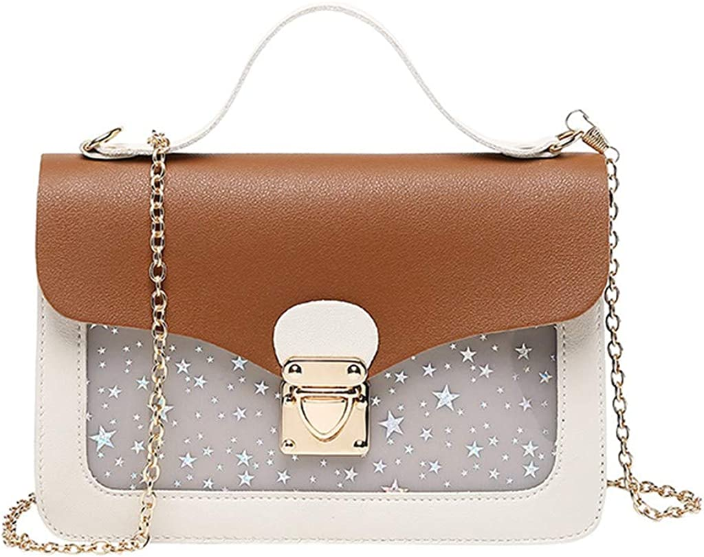 Togethor Sequin Purse Mobile Phone Messenger Bag Package for Women,Fashion Lady Shoulders Small Backpack