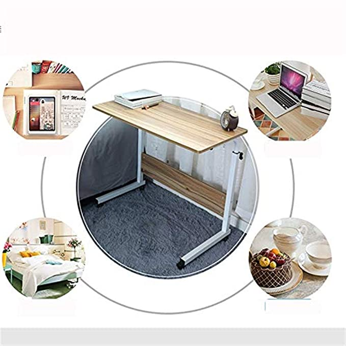 CZ-SQG Mesa para computadora Mesa de Escritorio para el hogar Mesa ...