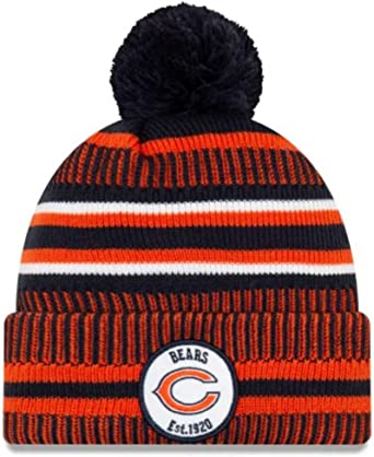 A NEW ERA Era On Field Sport Knit Hm Beanie ~ Chicago Bears ...