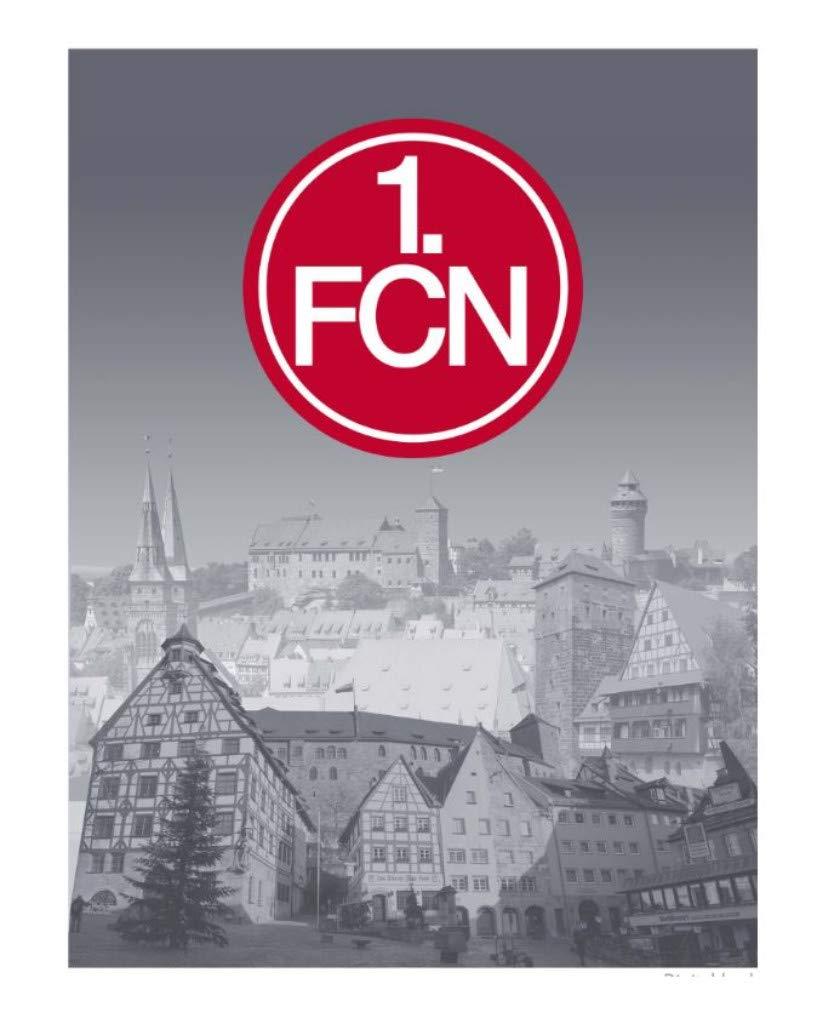 1. FC Nü rnberg Coralfleecedecke Dä mmerung Trade Con GmbH