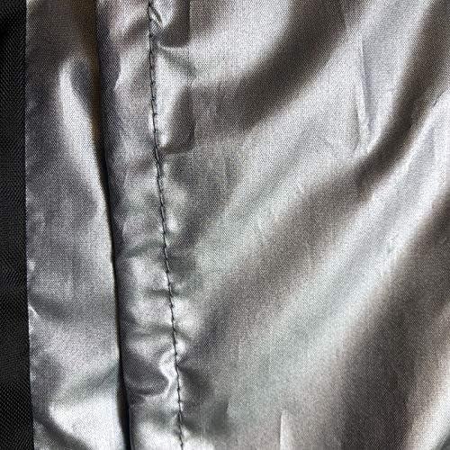 L LanLan Copriruota di scorta fuoristrada 47cm Borsa portapneumatico in panno Oxford antipolvere con manico 80