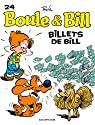 Boule et Bill, tome 21 : Billets de Bill par Roba