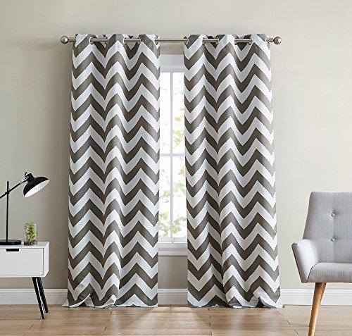 curtain panel set - 6