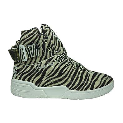 promo code a6a59 ae6ff Amazon.com   PATRICK EWING Athletics 33 HI Zebra 1EW00550-012   Basketball