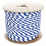 West Coast Paracord Twisted Polypropylene Pool Rope 1/4'', 3/8'', 1/2'', 3/4''