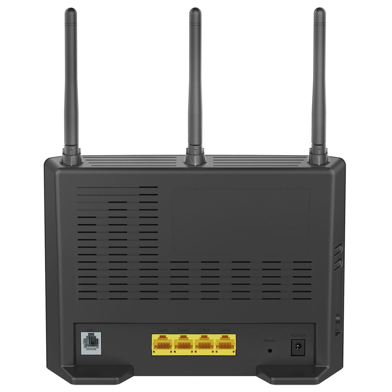 DLINK Wireless AC750 Dual-Band 4FE Port VDSL: Amazon.de: Computer ...