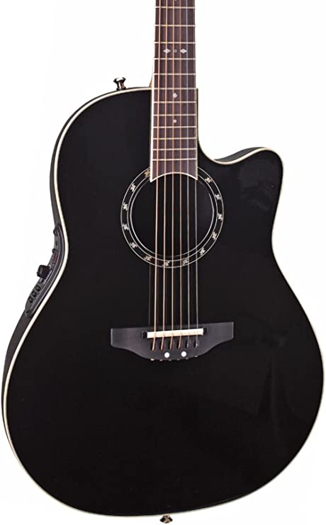 Ovation Balladeer OV 2771 AX -5 · Guitarra acústica: Amazon.es ...