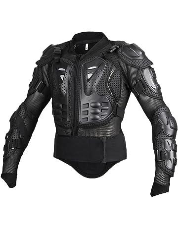 Dexinx Moto Ciclismo Equitazione Completa Armatura Armatura della Protezione  Professionale Via Motocross Guardia Giacca Ritorno di 834be2dd544