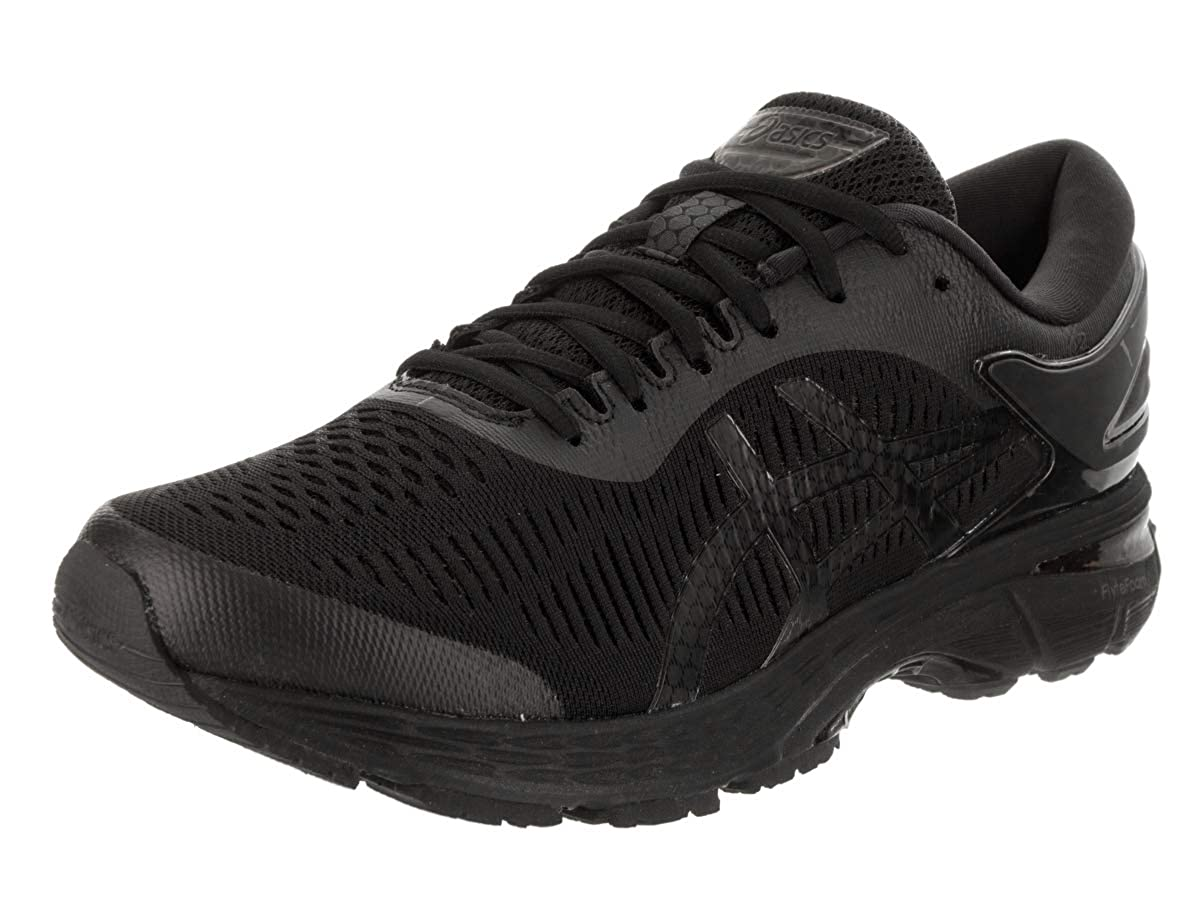 Black Black ASICS Men's Gel-Cumulus 20 Running shoes 1011A008