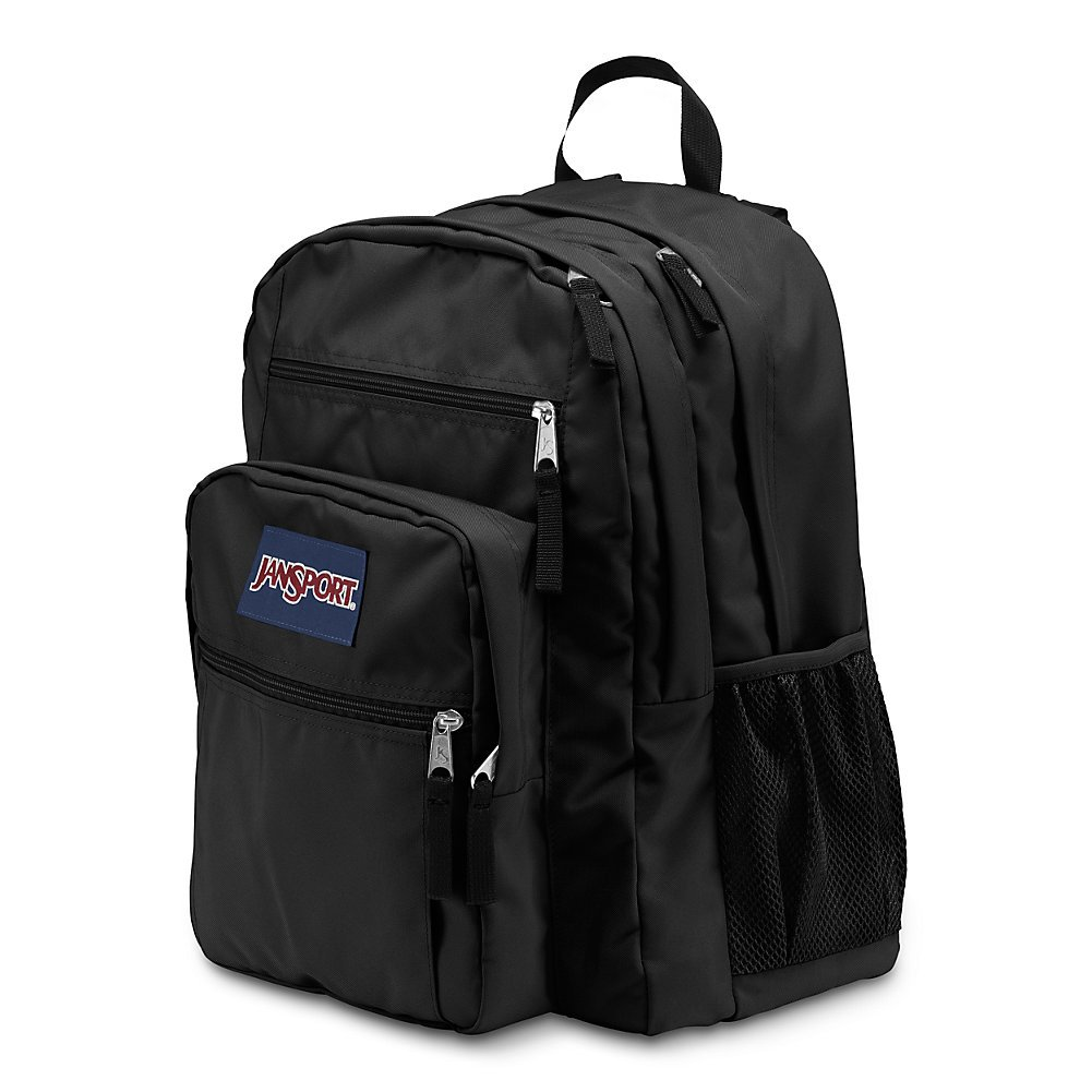 Jansport Big Student Backpack (Black) by JanSport (Image #2)