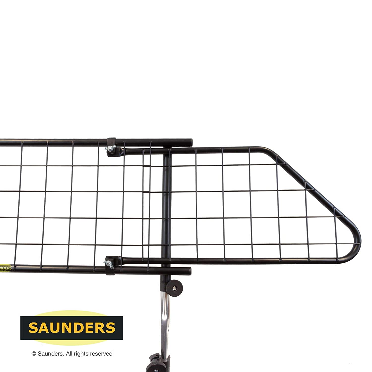 Fits Seat Top to Roof Gap of 25cm to 33cm Saunders W94 Mesh Car Dog Guard Barrier Medium
