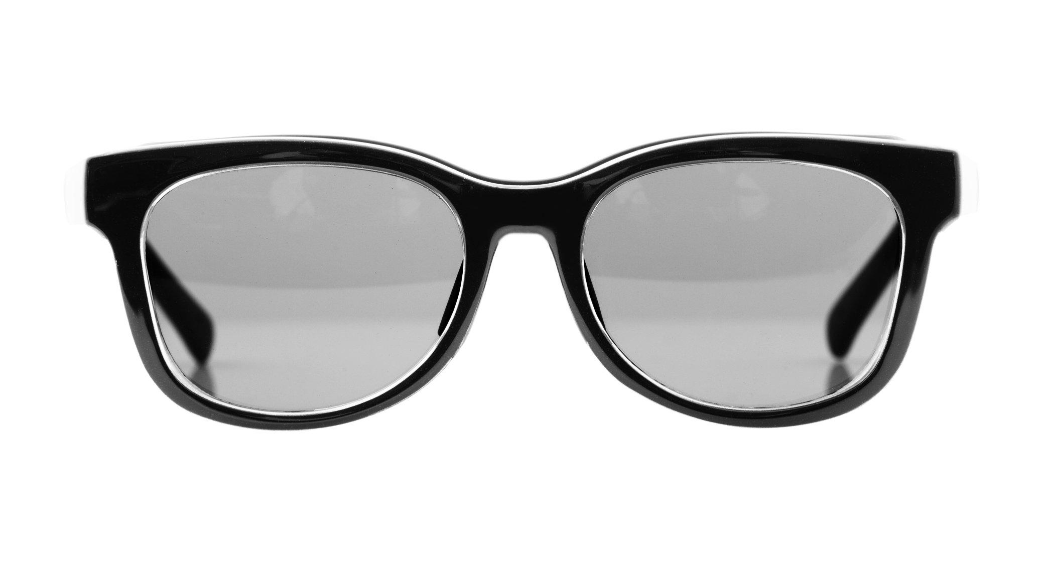Childrens Protective Sunglasses (Black)