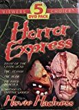 Horror Express Movie Madness (Night of the Living Dead, The Terror, The Blob, Die Hard Dracula, Samson vs. Vampire Women)